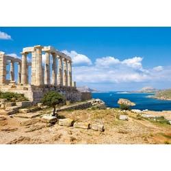 Cape Sunion, Řecko