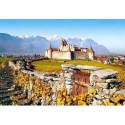 Aigle Castle, Švýcarsko