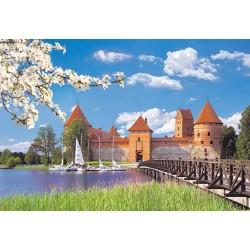 Puzzle Trakai Castle, Lithuania