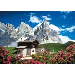 Puzzle Palagruppe - Dolomity