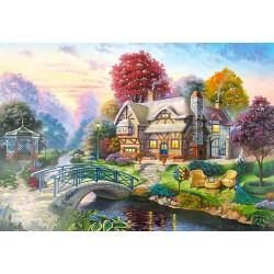 Puzzle Podzimní krajina